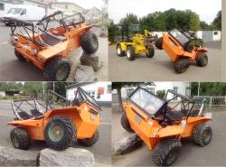 Croco articulated 4x4 2