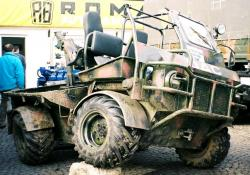 Croco articulated vehicle