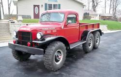 Dodge power wagon 6x6 1