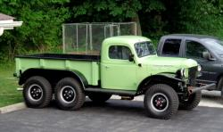Dodge power wagon 6x6 2