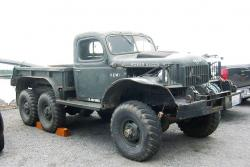 Dodge power wagon 6x6
