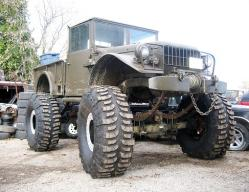 Dodge m37 changed