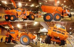 Doosan da 40 articulated dump truck 2