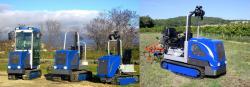 Drago tractor