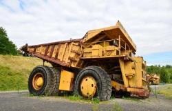 Dsc 0441a dresser haulpak 510 e dump truck