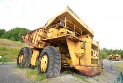 Dsc 0443a dresser haulpak 510 e dump truck