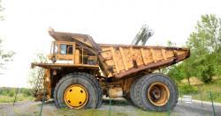 Dsc 0451a dresser haulpak 510 e dump truck