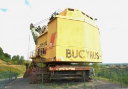 Dsc 0472a bucyrus erie 295 b ii shovel 1972