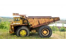 Dsc 0479a dresser haulpak 510 e dump truck
