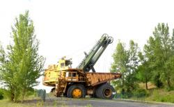 Dsc 0480a dresser haulpak 510 e dump truck