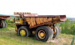 Dsc 0481a dresser haulpak 510 e dump truck