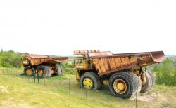 Dsc 0482a dresser haulpak 510 e dump truck