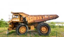 Dsc 0485a dresser haulpak 510 e dump truck