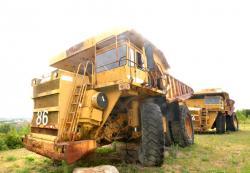 Dsc 0487a dresser haulpak 510 e dump truck