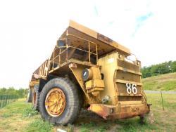 Dsc 0490a dresser haulpak 510 e dump truck