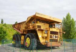 Dsc 0492a dresser haulpak 510 e dump truck