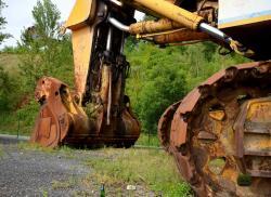 Dsc 0503a demag h 285 excavator