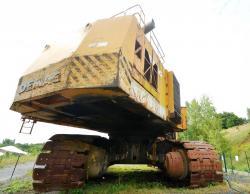 Dsc 0510a demag h 285 excavator