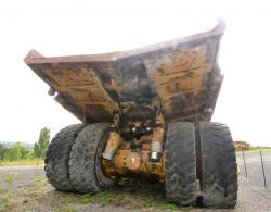 Dsc 0530a dresser haulpak 510 e dump truck