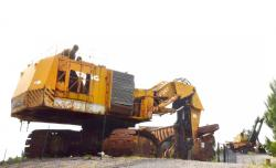 Dsc 0533a demag h 285 excavator