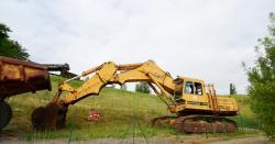 Dsc 0549a liebherr 991 excavator