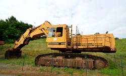 Dsc 0555a liebherr 991 excavator