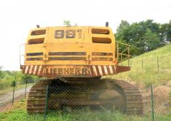 Dsc 0560a liebherr 991 excavator