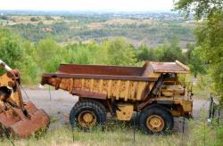 Dsc 0567a caterpillar 7730 dump truck