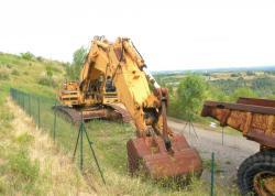 Dsc 0568a liebherr 991 excavator