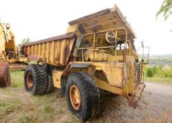 Dsc 0571a caterpillar 7730 dump truck