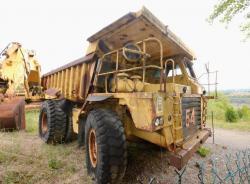 Dsc 0572a caterpillar 7730 dump truck