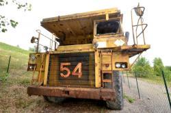 Dsc 0573a caterpillar 7730 dump truck
