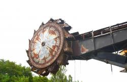 Dsc 0585a fives cail babcock bucket wheel