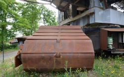 Dsc 0614a tracks of fives cail babcock bucket wheel