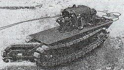Electric drone of aubriot and gabet 1914 15