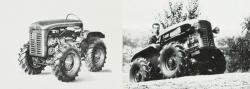 Eron tractor of meroni c 1950