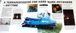 Flextrac terrainscooter 2