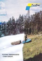 Flextrac terrainscooter