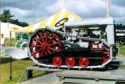 Fordson trackson 1922