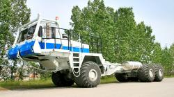 Foremost commander 6x6 3