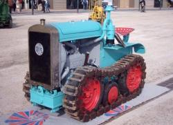 Fouga tractor