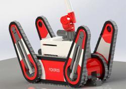Foxiris robot