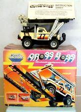 Galoob 4x4 cross boss