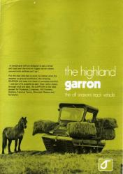 Garron carrier