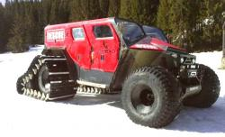 Ghe o motors rescue vehicle