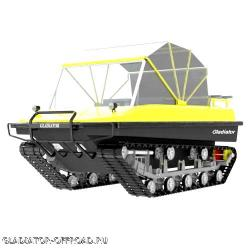 Gladiator tracked vehicke 2 2014