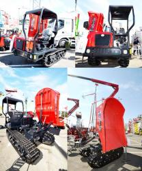 Hinowa traxporter tx2500 transporter