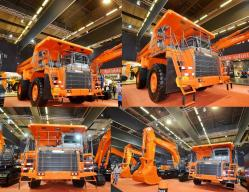 Hitachi eh110 5 hall truck