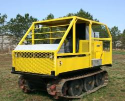 ONE, 2 OR 3 TRACKED RIGID VEHICLES, LIGHT