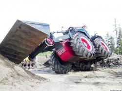 Huddig 1160 tractor